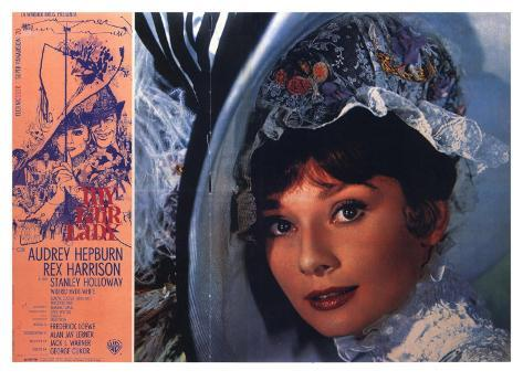 My Fair Lady, 1964 Premium Giclee Print