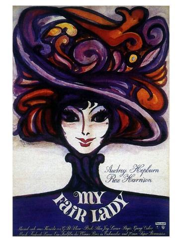 My Fair Lady, 1964 Stampa artistica