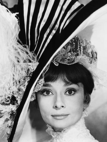 My Fair Lady, Audrey Hepburn, 1964 Foto