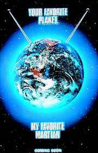 My Favorite Martian Original Poster