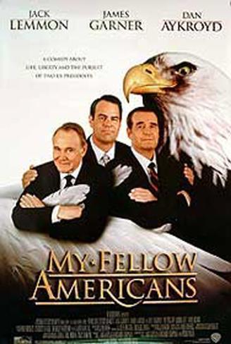 My Fellow Americans Original Poster