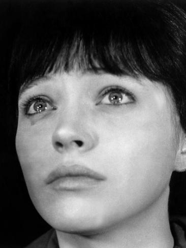 My Life To Live, (aka Vivre Sa Vie), Anna Karina, 1962 写真