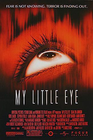 My Little Eye Original Poster