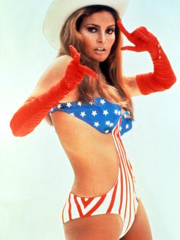 Myra Breckinridge, Raquel Welch, 1970 Photo