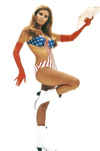 Myra Breckinridge, Raquel Welch, 1970 Fotografia