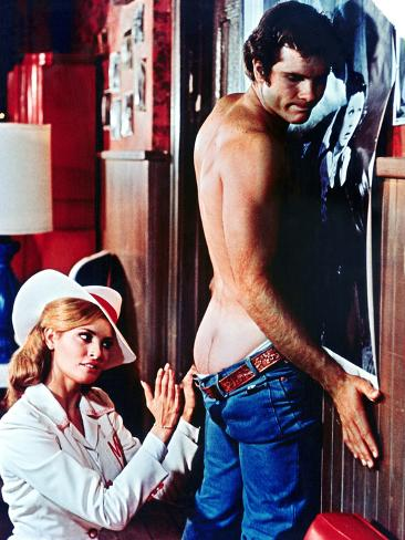 Myra Breckinridge, Raquel Welch, Roger Herren, 1970 Foto