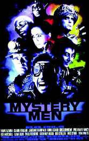 Mystery Men Originalposter
