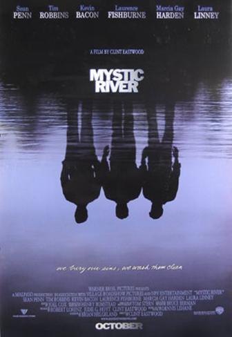 Mystic River Original Poster