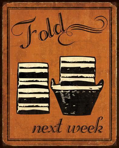 Fold Art Print