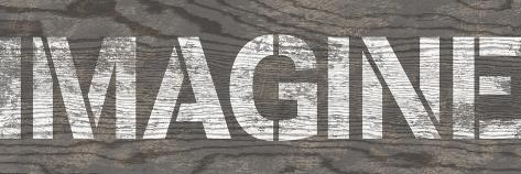 Imagine Premium Giclee Print