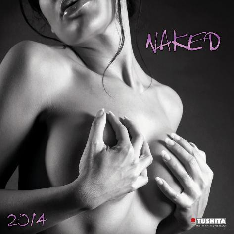 Naked - 2014 Calendar Calendars