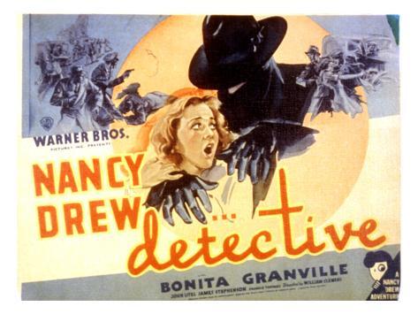 Nancy Drew - Detective, Bonita Granville, 1938 Photo