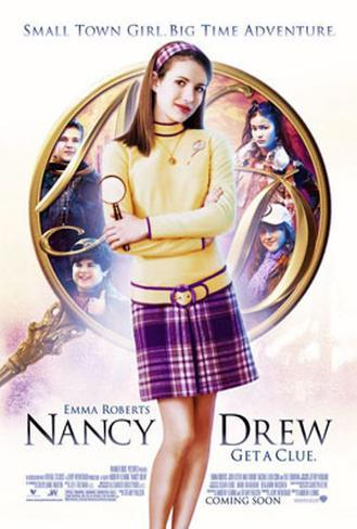 Nancy Drew Double-sided poster