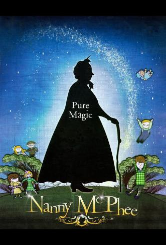 Nanny McPhee Masterprint