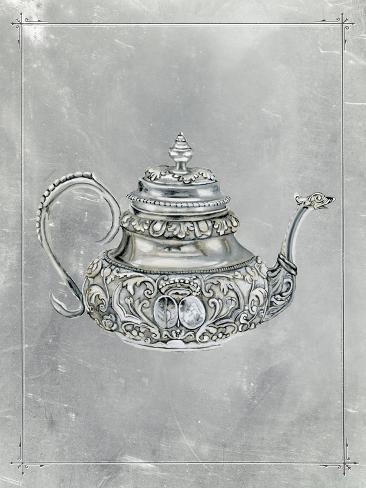 English Silver III Taidevedos