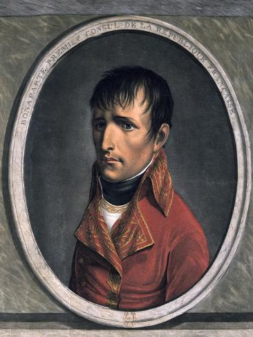 Napoleon Bonaparte, C1800-1820 Giclee Print