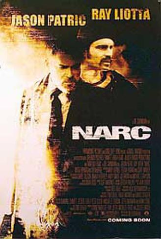 Narc Double-sided poster