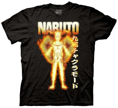 Naruto - Ship Biju Mode T-Shirt