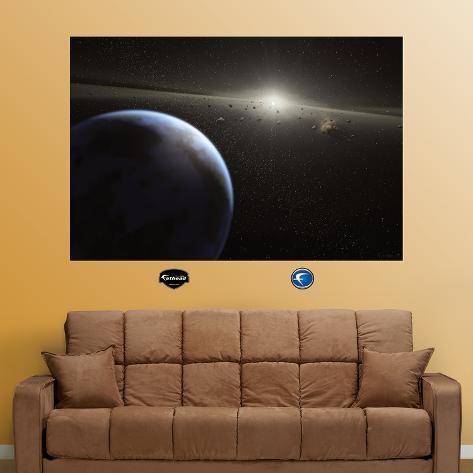 NASA Horizon Wall Decal