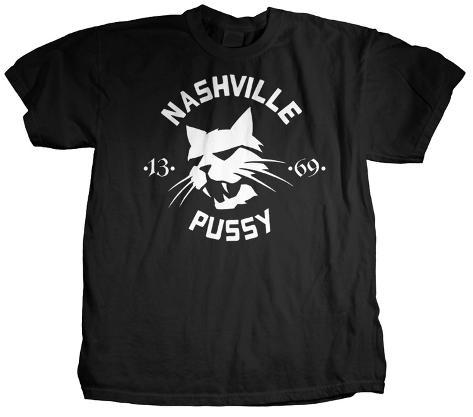 Nashville pussy bobcat t shirts for Nashville t shirt printing