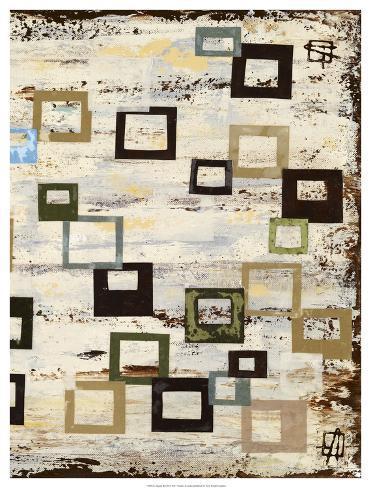 Square RD II Art Print