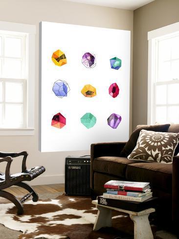 Faceted 1 Recolor Loft Art