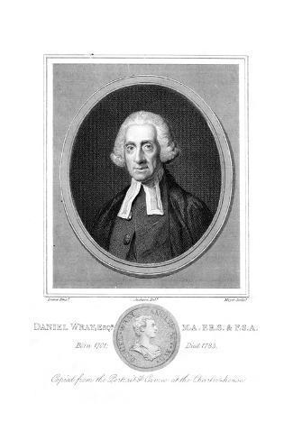 Daniel Wray Giclee Print