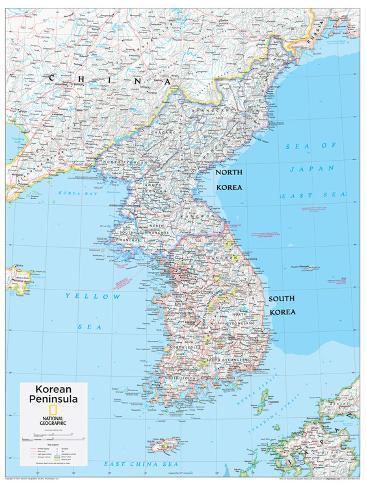 2014 korean peninsula national geographic atlas of the world 10th 2014 korean peninsula national geographic atlas of the world 10th edition gumiabroncs Gallery