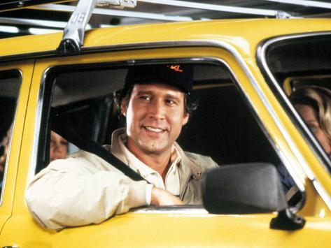 National Lampoon's Vacation, Chevy Chase, 1983 Photo