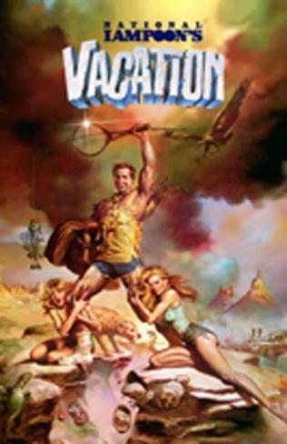 National Lampoon's Vacation Stampa master