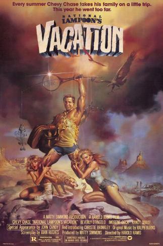 National Lampoon's Vacation Masterprint