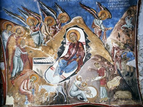 Nativity, 1192 Lámina giclée