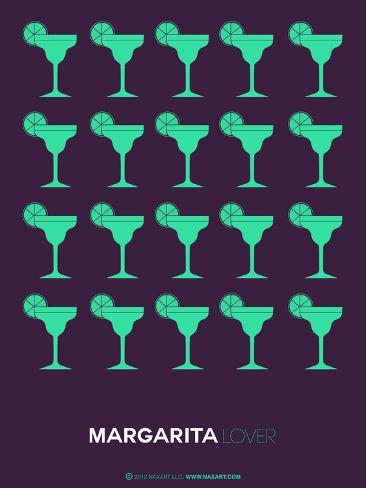Green Margaritas Poster Taidevedos