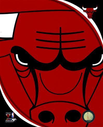 NBA Chicago Bulls - Chicago Bulls Team Logo Fotografía en AllPosters.es 9ecff39d507