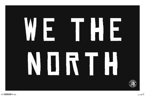 Nba toronto raptors we the north