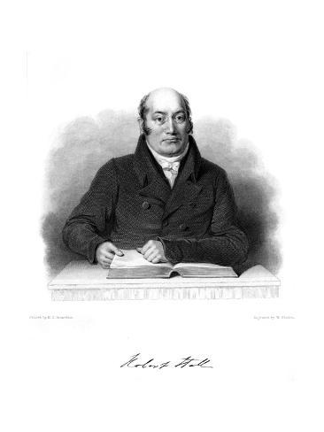 Robert Hall, Churchman Stampa giclée