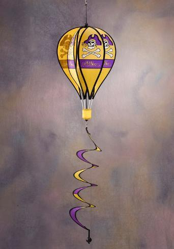 NCAA East Carolina Pirates Hot Air Balloon Spinner Novelty