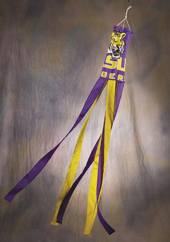 NCAA Louisiana State Tigers Wind Sock Novelty