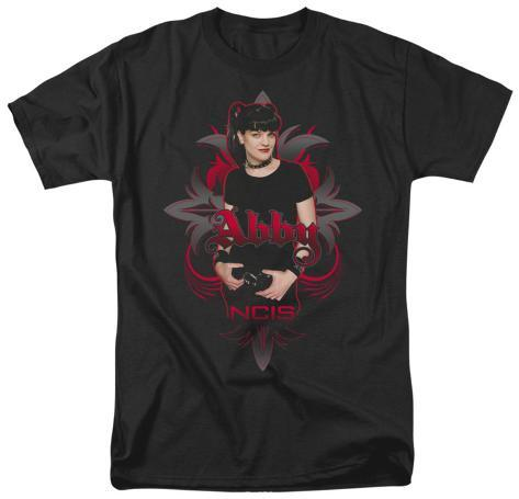 NCIS-Abby Gothic T-Shirt