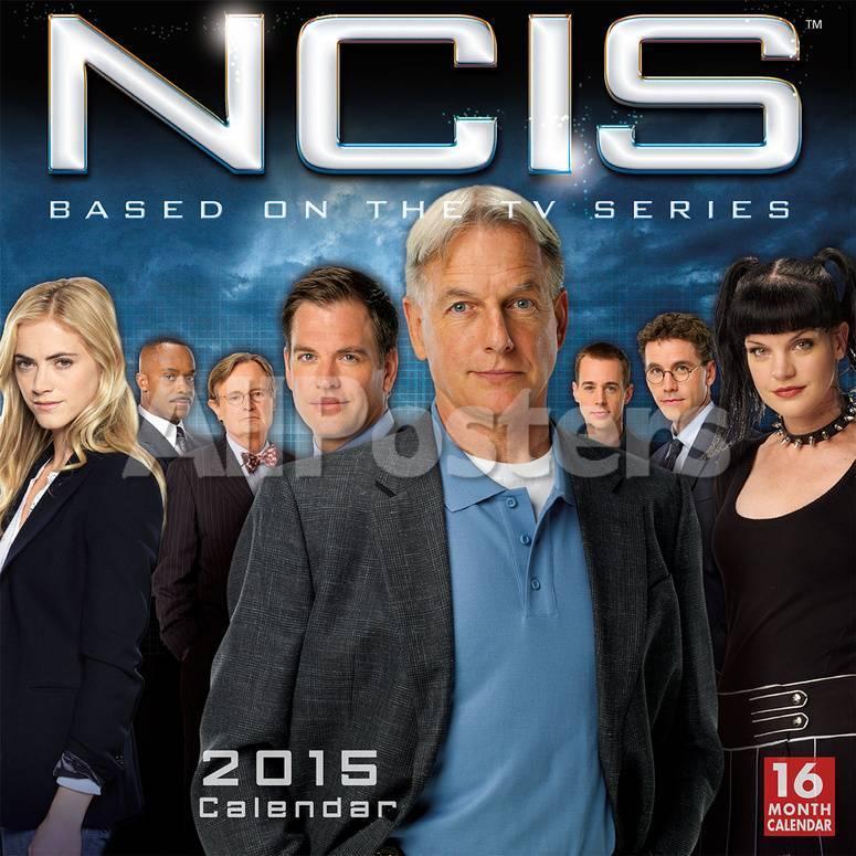 NCIS, Navy : Investigación Criminal - Calendario 2015 Calendarios en ...