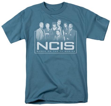NCIS - Rthe Gangs All Here T-Shirt