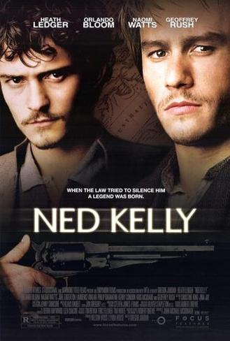 Ned Kelly Pôster