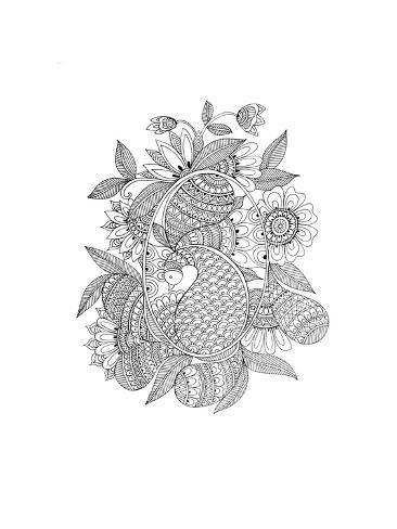 Pattern 4 Stampa artistica