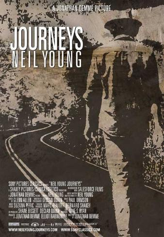 Neil Young Journeys Stampa master