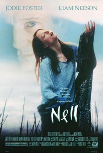 Nell Original Poster