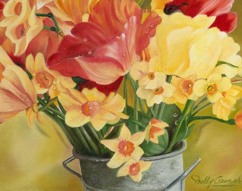 Primavera I Art Print