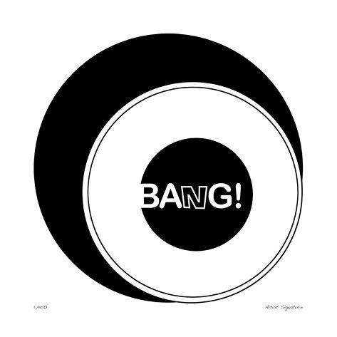 Bang! Giclee Print