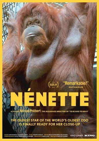 Nenette Masterprint