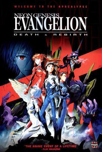 Neon Genesis Evangelion [Serie Completa] [Español Latino]