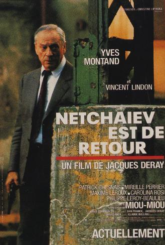 Netchaïev est de retour Movie Poster Masterprint